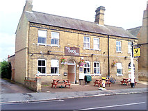 TL4196 : The Cock Inn, March by JThomas