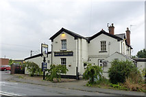 SK7964 : The Great Northern Inn, Carlton-on-Trent by Alan Murray-Rust