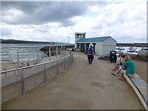 C8540 : South Pier, Portrush by Kenneth  Allen
