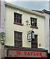 SK5739 : Detail of 15 Carlton Street, Nottingham by Stephen Richards
