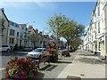 SN5881 : Rhodfa'r Gogledd (North Parade), Aberystwyth by Rob Farrow