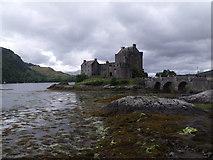 NG8825 : Eilean Donan Castle by Andy Briggs