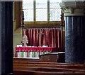 SY0785 : Side chapel, St. Michael's, Otterton by nick macneill