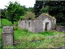 H6258 : Ruined gospel hall, Knockonny by Kenneth  Allen