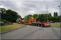 SE4824 : Chris Bennett Heavy Haulage Ltd by Ian S