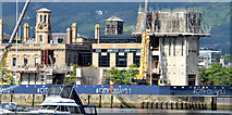J3475 : CQ1, City Quays, Belfast - August 2014(5) by Albert Bridge