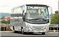 J3474 : Causeway coach, Belfast (August 2014) by Albert Bridge