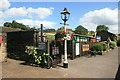 SE0338 : Oakworth railway station by Graham Hogg