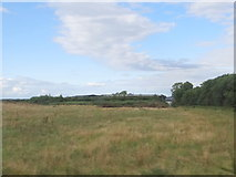 N3822 : Fields and farm buildings by Ian Paterson