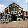 TF4609 : Britannia Café, Wisbech by Dave Hitchborne