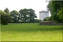 M2757 : Turin Castle Kilmaine County Mayo Ireland by Turin Castle