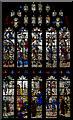 SP1501 : East Window, St Mary's church, Fairford by Julian P Guffogg