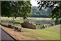 SX8570 : Play area, Bakers Park, Wolborough Street, Newton Abbot by Robin Stott