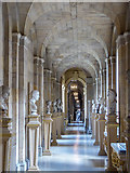 SE7170 : Corridor, Castle Howard, Yorkshire by Christine Matthews