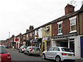 SJ7560 : Welles Street: fish shop etc by Stephen Craven