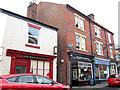 SJ7560 : Welles Street: barber and beer by Stephen Craven