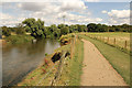 SP7941 : River Great Ouse by Richard Croft