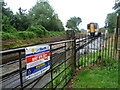 TQ7358 : Foot crossing at Coldharbour Lane by Marathon