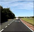 TL8622 : A120 Coggeshall Road, Coggeshall by Geographer