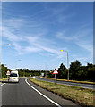 TL8622 : A120, Colchester Road, Coggeshall by Geographer