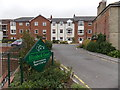 SU1429 : Elizabeth Court retirement apartments, Salisbury by Jaggery
