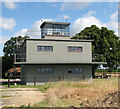 TM1881 : The Watch office of RAF Thorpe Abbotts - now a museum by Evelyn Simak