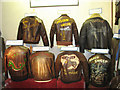 TM1881 : The 100th Bomb Group Memorial Museum (display) by Evelyn Simak