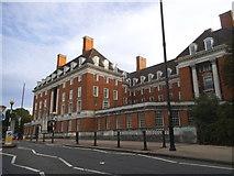 TQ1873 : The Royal Star and Garter Home by David Howard