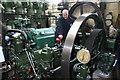 TQ1878 : Kew Bridge Steam Museum - oiling round by Chris Allen