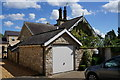 SE4644 : School Cottage, Main Street, Newton Kyme by Ian S