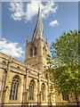 SK3871 : Chesterfield Parish Church, St Mary and All Saints by David Dixon