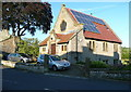 SD7668 : Converted chapel, Main Street, Austwick by Humphrey Bolton