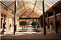 NS5562 : Central atrium, the Burrell Collection by Anthony O'Neil