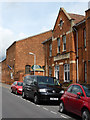 ST2225 : Foundry offices, Albemarle Road, Taunton by Chris Allen