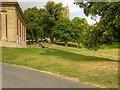 SK9771 : Lincoln, Temple Gardens by David Dixon
