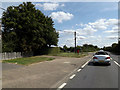 TL8923 : A120 Coggeshall Road, Little Tey by Adrian Cable