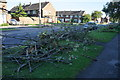 TA1431 : Storm damage on Staveley Road, Hull by Ian S