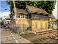 SK9770 : High Street Signal Box, Lincoln by David Dixon
