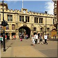 SK9771 : Stonebow and Guildhall, Lincoln by David Dixon