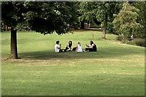 SK0573 : Le Déjeuner sur l'herbe by Anthony O'Neil