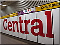 NZ2463 : Central by Mike Quinn