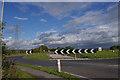 SD4260 : Roundabout, Heysham Moss by Ian Taylor