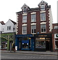 SU1430 : Two antiques shops in Salisbury by Jaggery