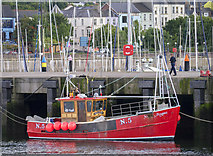 J5082 : The 'Nicola-Joanne' at Bangor by Rossographer