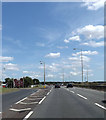 TM0937 : A12 Ipswich Road, Capel St.Mary by Adrian Cable