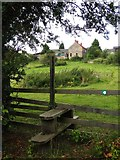SK5382 : View to Anston Grange Farm by Neil Theasby