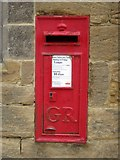 NU2410 : Postbox, Alnmouth by Graham Robson