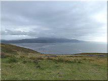 SH7683 : View from the Great Orme summit by Richard Hoare