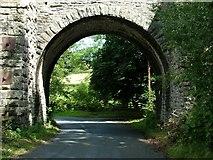 SO1872 : Gravel Arch bridge by Peter Evans