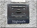 H4085 : Nightsafe, Northern Bank by Kenneth  Allen